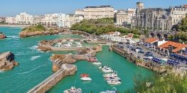 Location camping-car Biarritz
